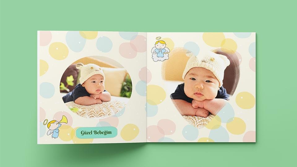 Bebek hatıra kitabı