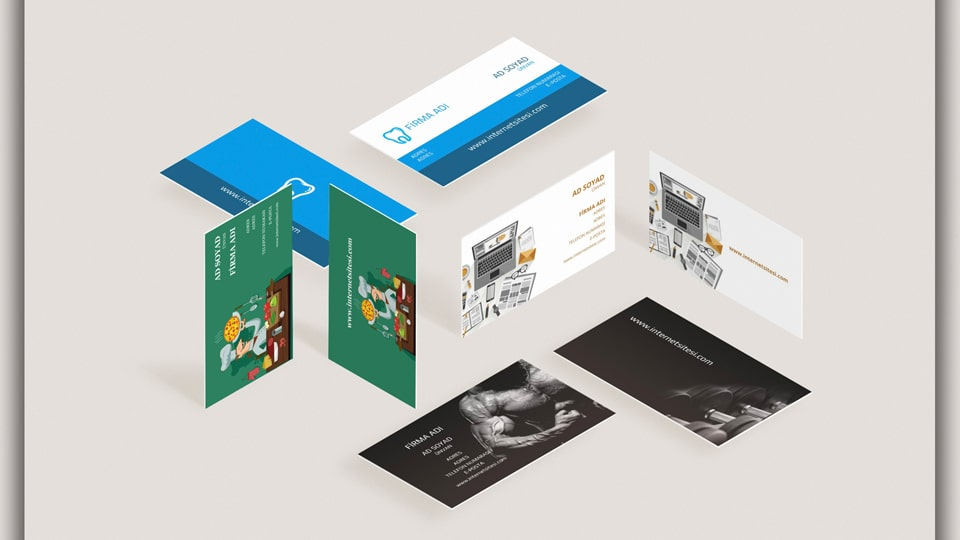Ready business card templates