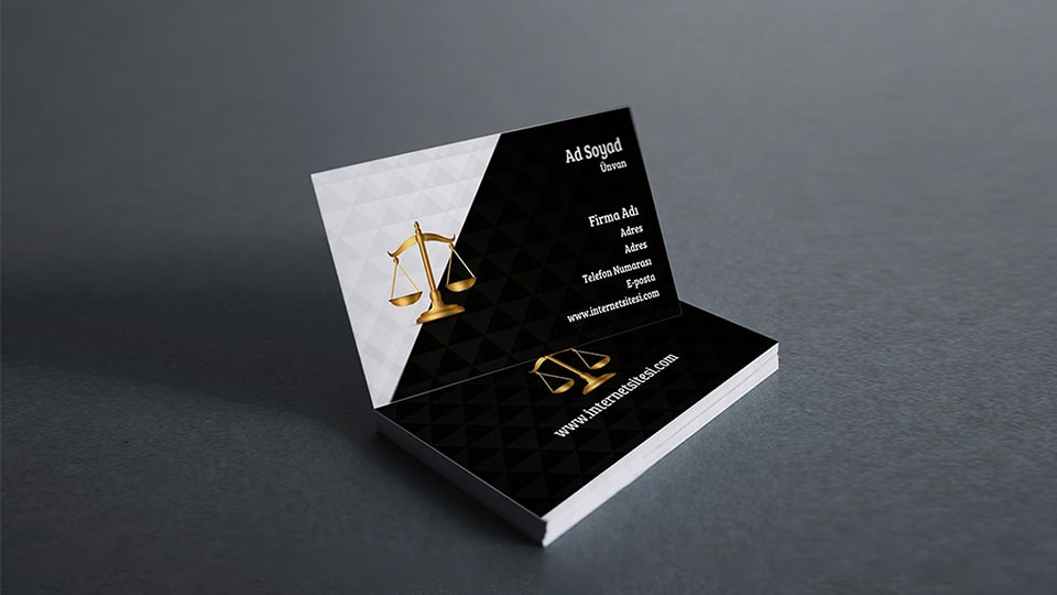 How to make business card?