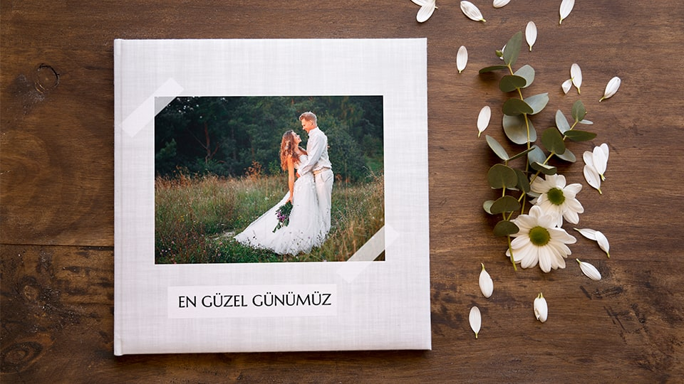 Düğün foto albümü