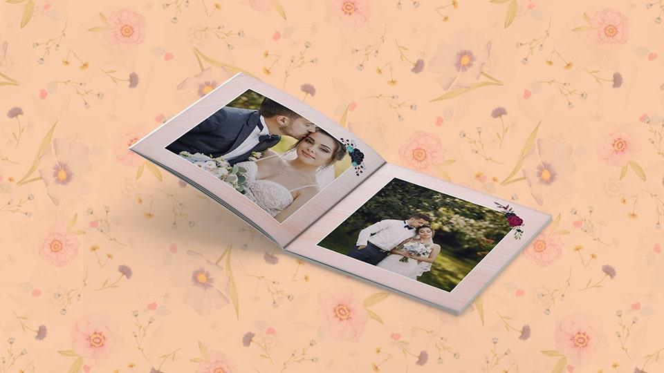 Düğün fotoğraf albümü hazırlama