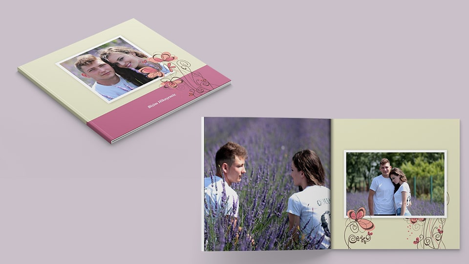 Our story photobook