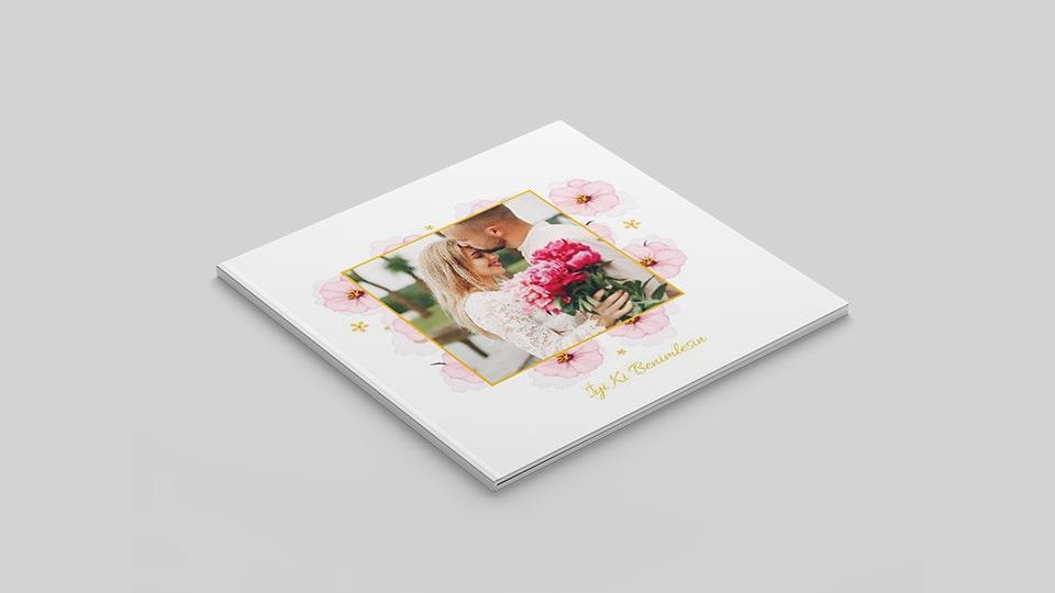 Kişiye özel foto kitap baskı