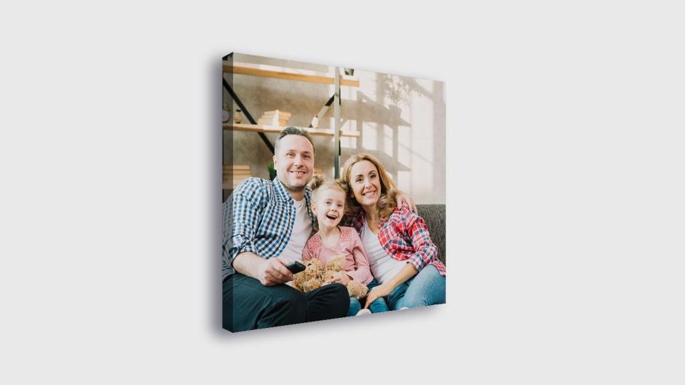 Resimli aile tablosu