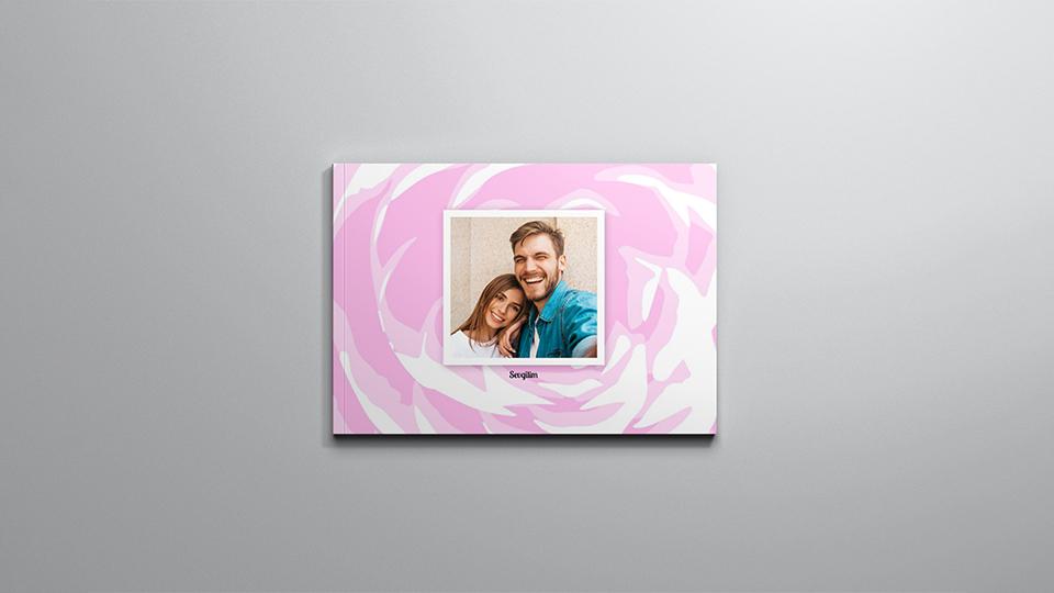 Sevgiliye özel kitap tasarla